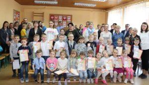 Nagrody dla przedszkolaków